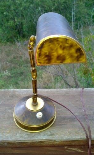 Lampe articulée GB Paris, 1930