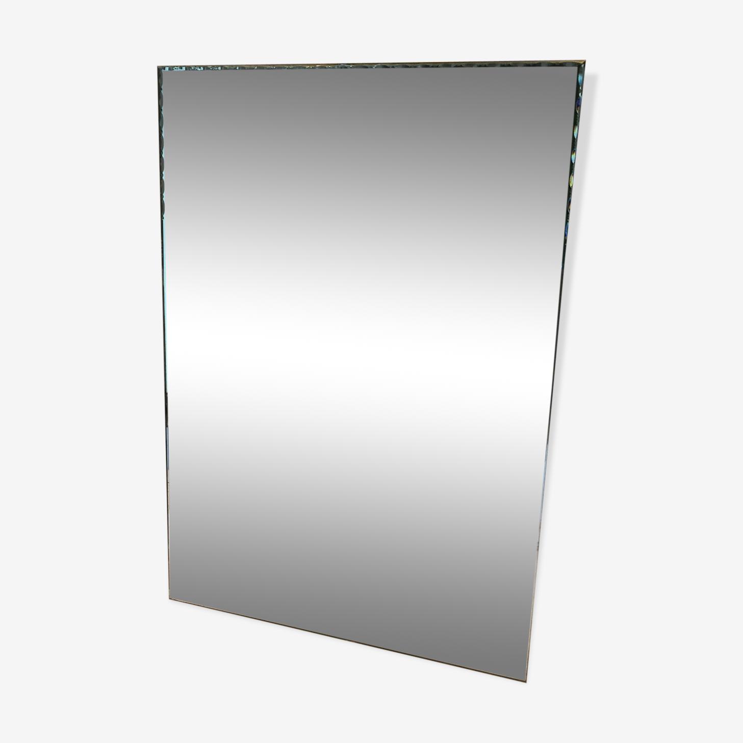 Miroir biseauté rectangulaire 120x80cm