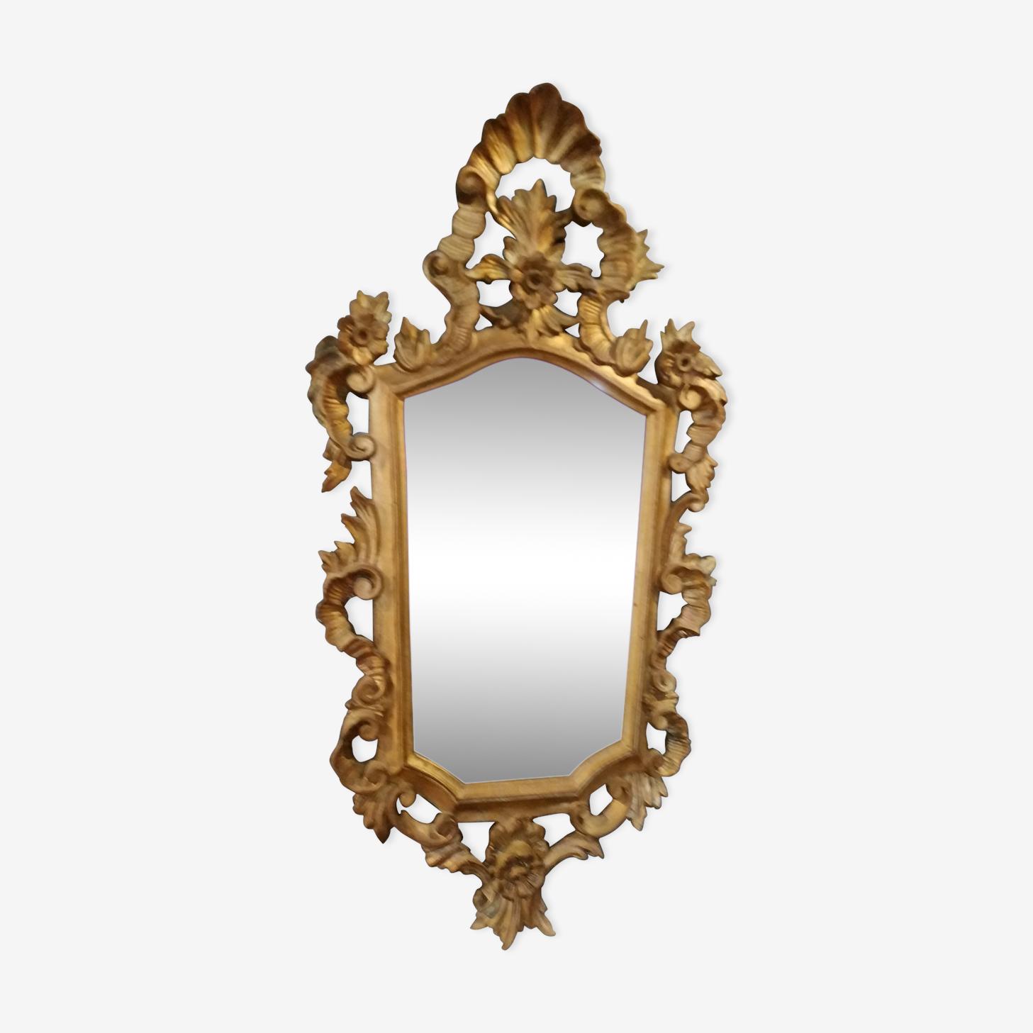 Miroir Louis XV 83 x 43cm