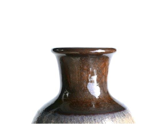 German ceramic vase West Germany, 1960s