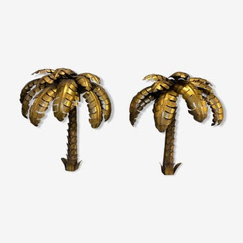 Appliques palmier