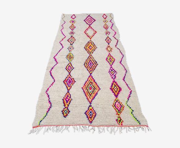Berber rug Azilal  270x140 cm