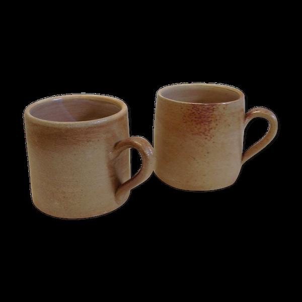 Mugs en grès