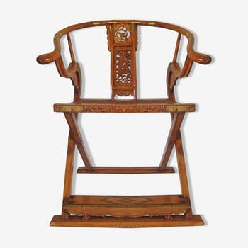 Chinese former Chair folding