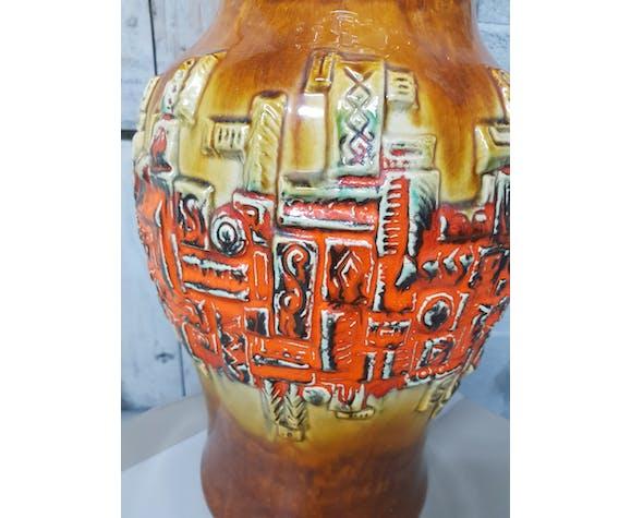 Vase vintage U Keramic Ubelacker