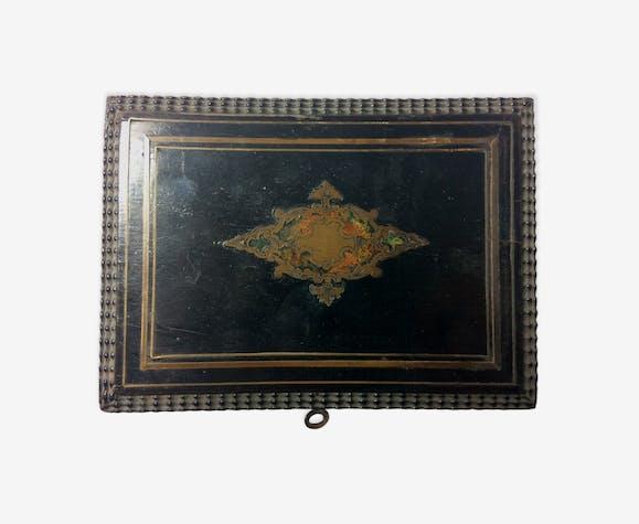 Napoleon III style sewing box