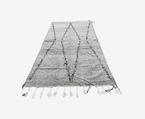 Berbere handmade wool kilim rug 300x200 cm