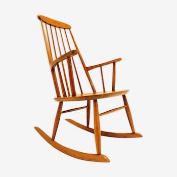 Rocking chair Stol Kamnik 1960