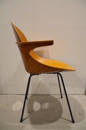 "Vittorio Nobili ""Mede"" Chair 1960s"