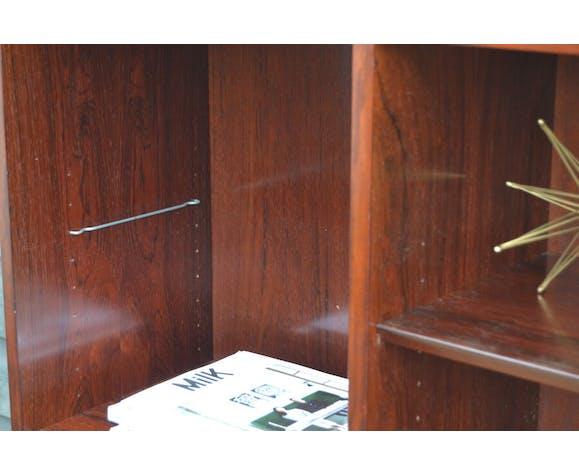 Bibliothèque en palissandre