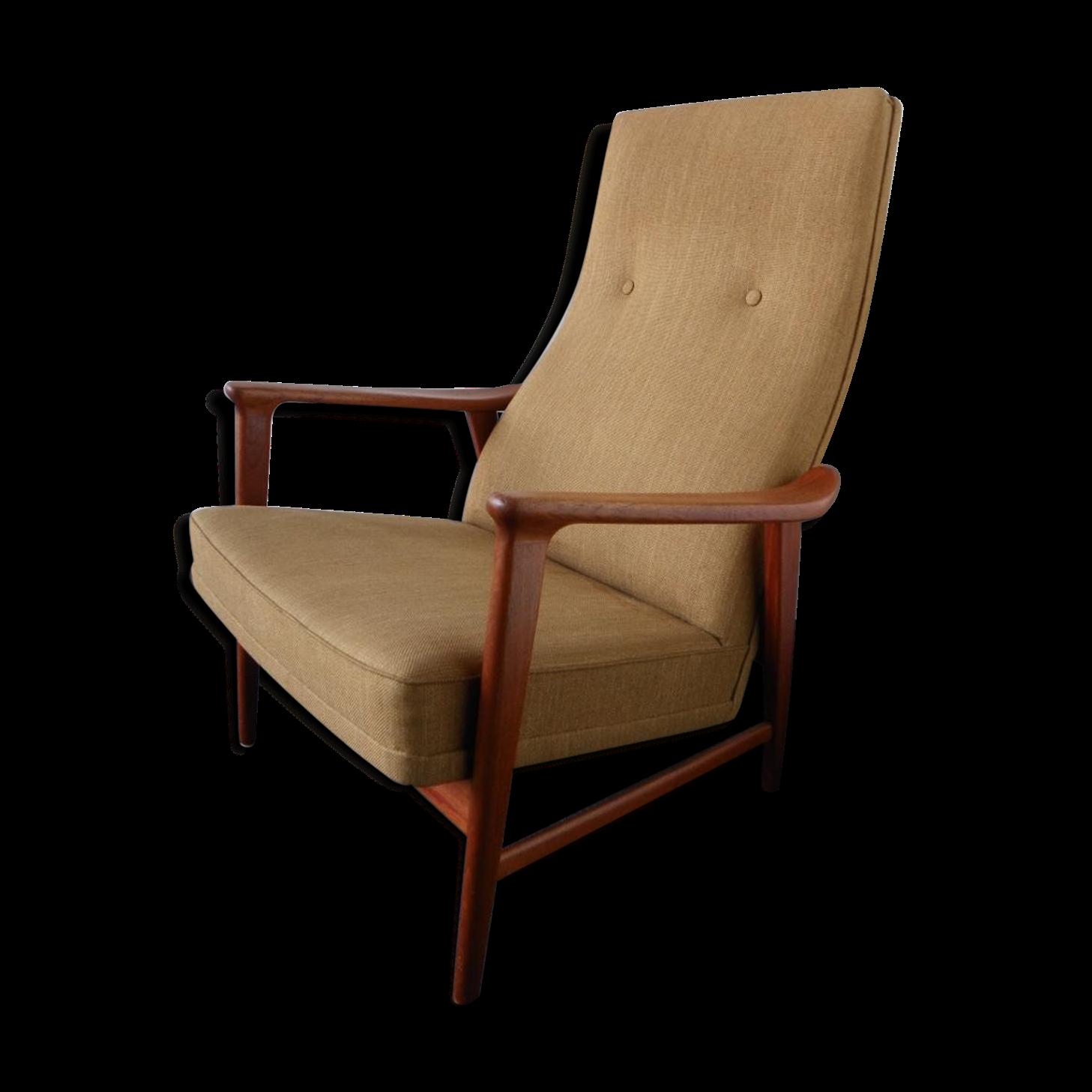 Charmant Swedish Chair 1960 S   Wood   Yellow   Scandinavian   LiyPp48