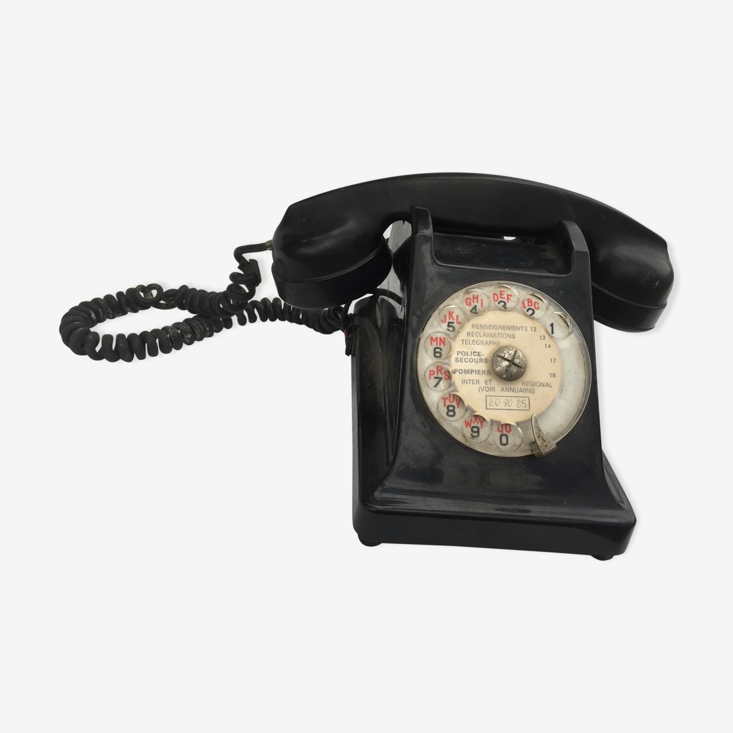Teléphone des années 1970