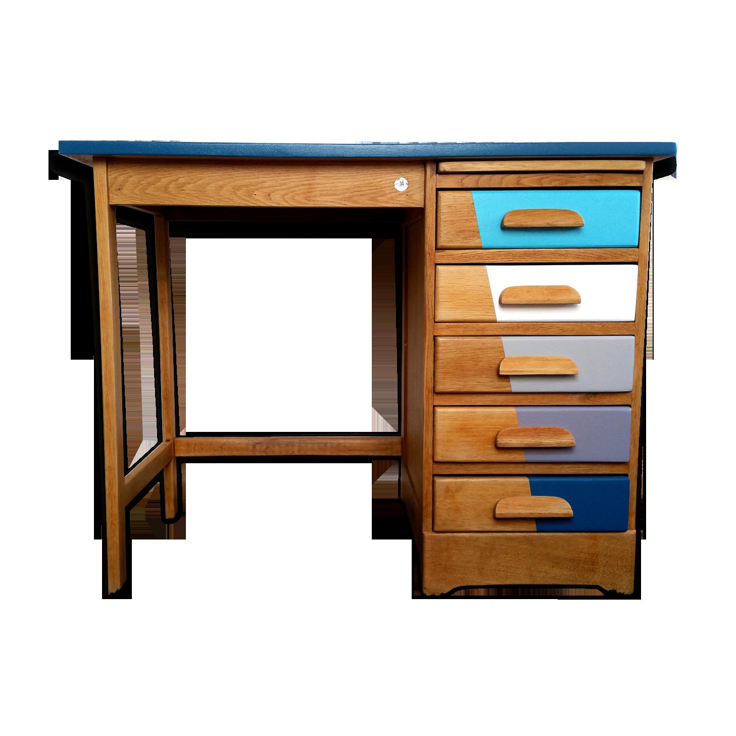 Relooker un bureau ancien en bois bureau ancien tous les messages