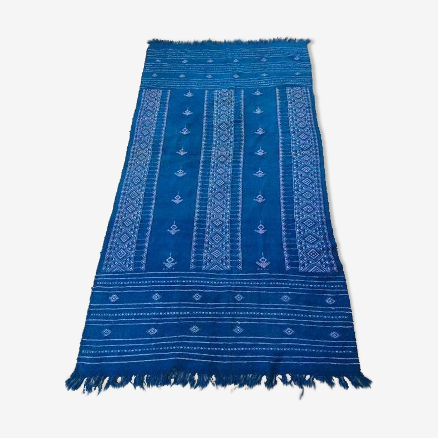 Tapis kilim berbère 200x100cm