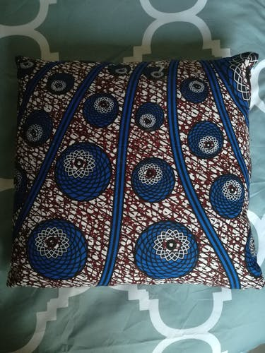 Coussin wax 45x45