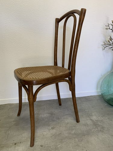 Chaise Thonet bistrot