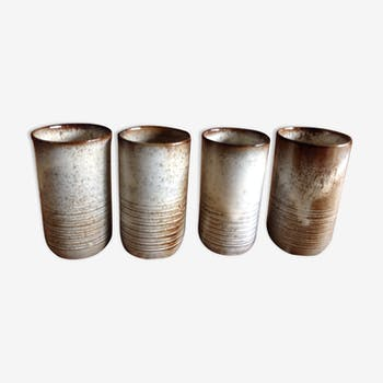 Set de 4 tasses Vallauris