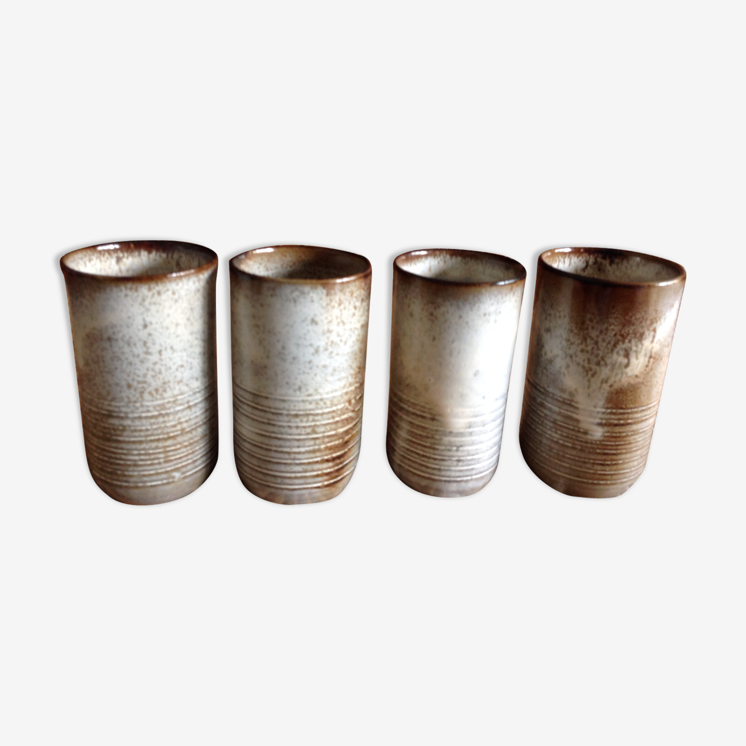 Set of 4 cups Vallauris