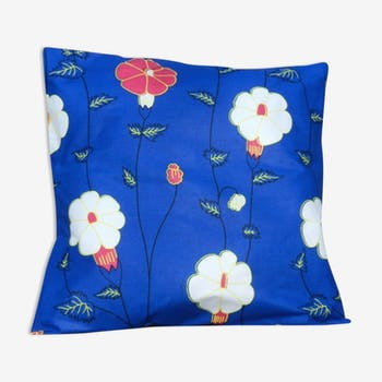 Square wax fabric Cushion cover