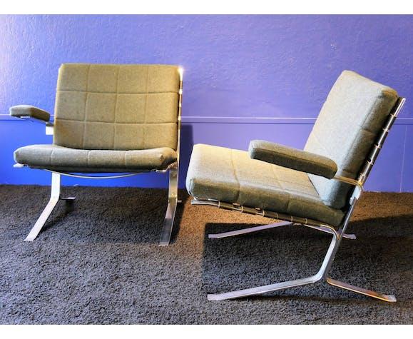 "Bench ""joker"" design Olivier Mourgue editions Airborne 1961"