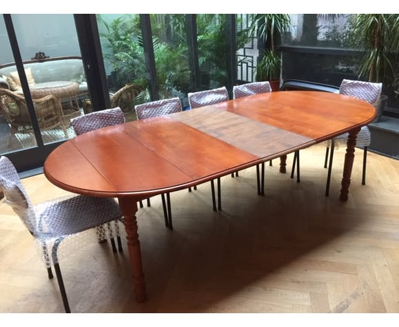 Expandable roundtable
