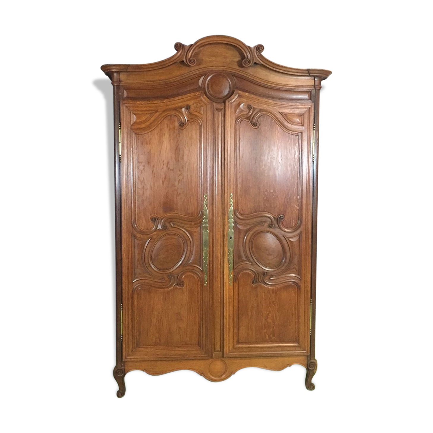 Finest armoire de mariage xixme with armoire de mariage chinoise occasion - Armoire a cigare occasion ...