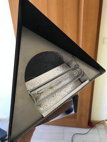 Quattrifolio lamppost