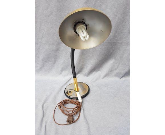 Vintage lamp from aluminor