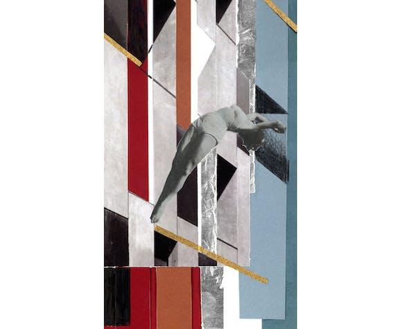 "Collage ""Masculine/Féminine"""