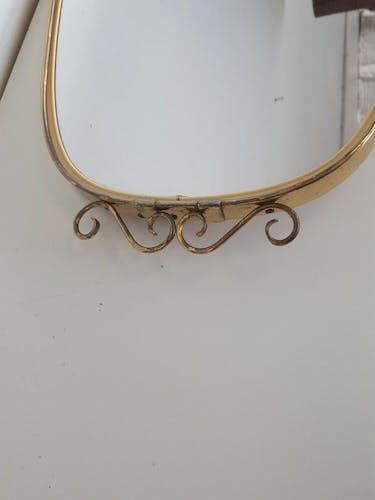 Miroir asymétrique