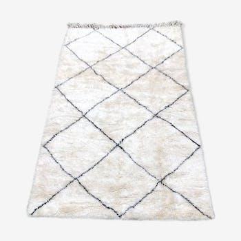 Tapis beni ouarain tapis berbère 240x155cm