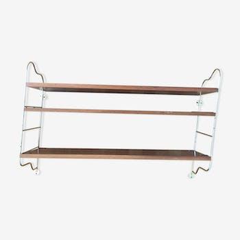 String wall shelf