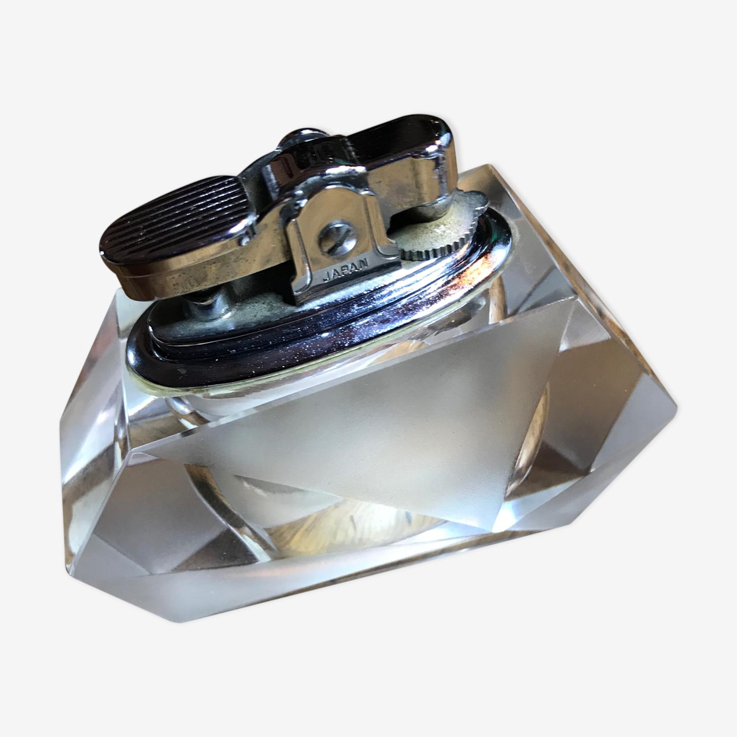 Briquet de table cristal Baccarat