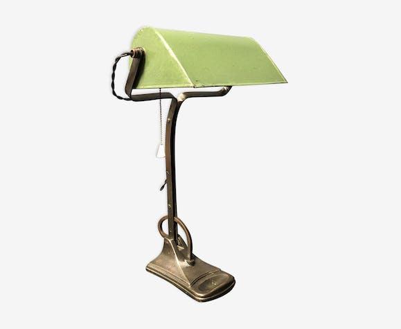 Lampe de bureau art déco allemand années 1920