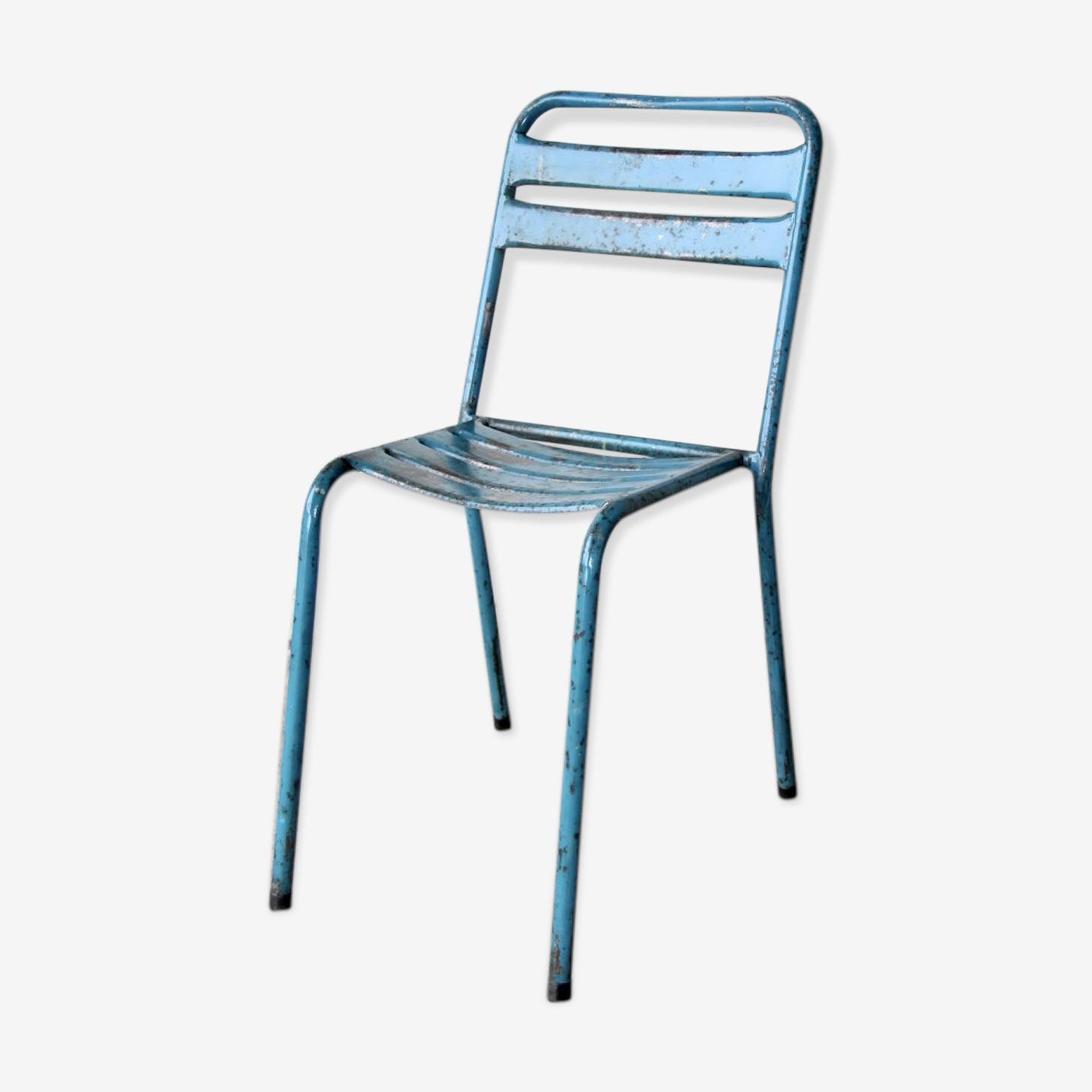Chaise de bistro vintage