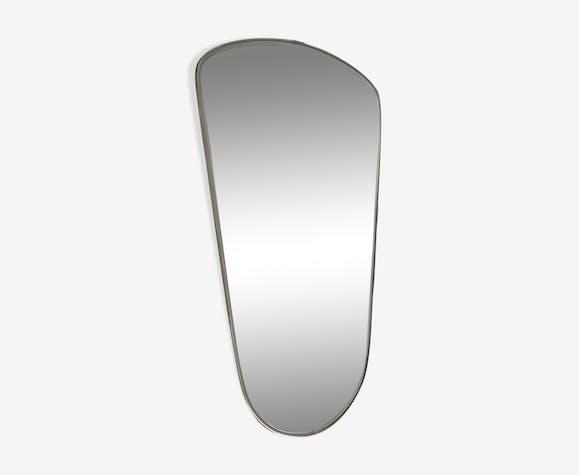 Vintage asymmetrical mirror