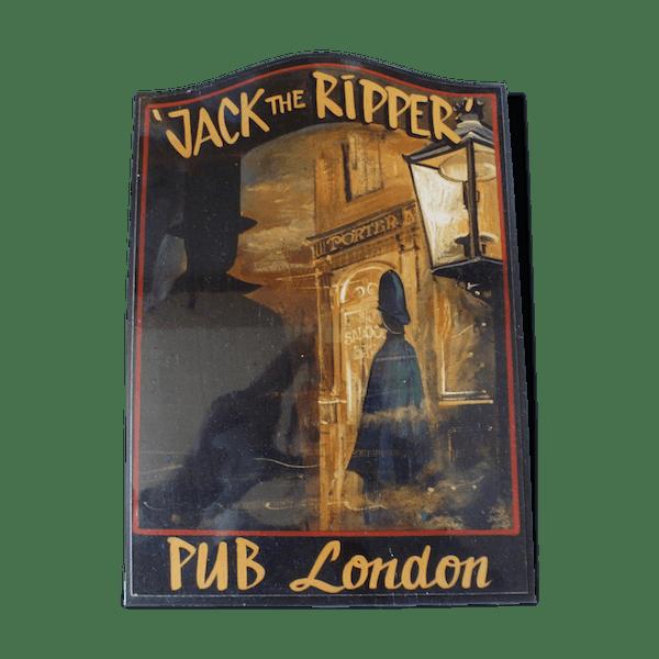 Plate Jack The Ripper Selency