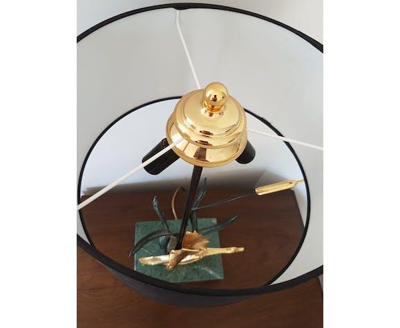 Lampe de table vintage par L. Galeotti années 1970