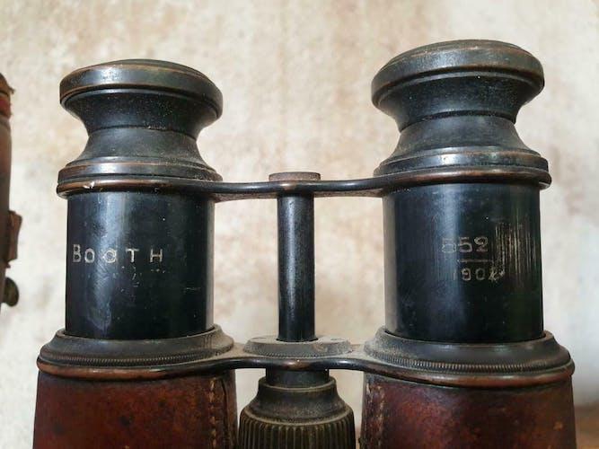 Jumelles antiques