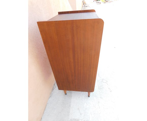 Commode vintage teck