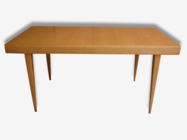 """Table en Frêne 1950"""