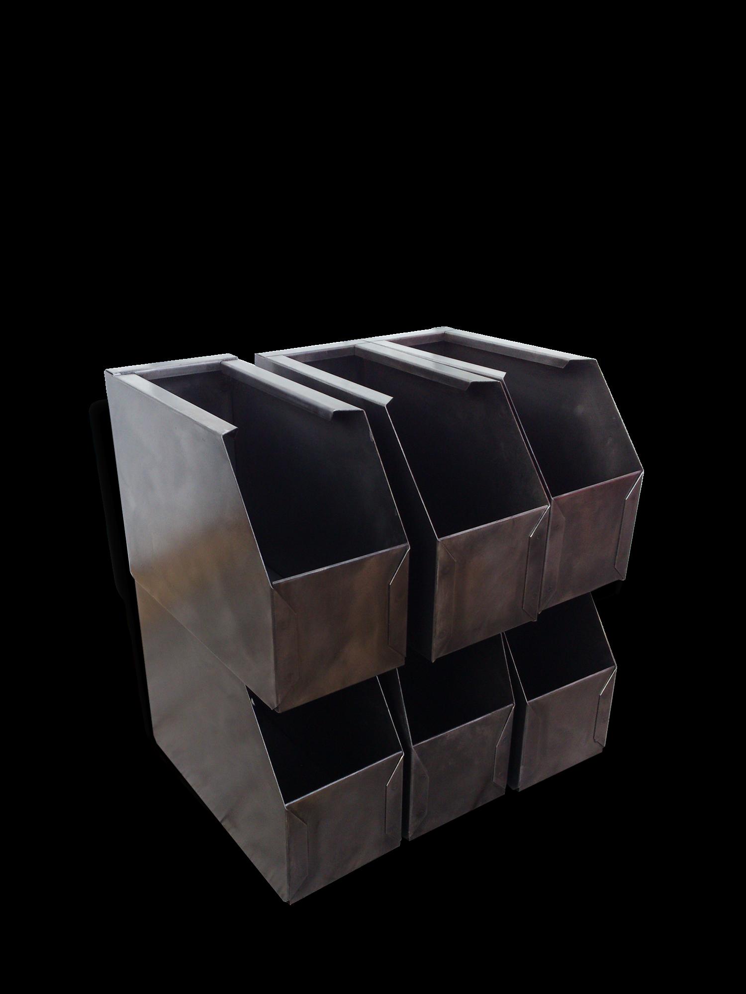 caisse de rangement mtallique interesting with caisse de rangement mtallique amazing caisse de. Black Bedroom Furniture Sets. Home Design Ideas