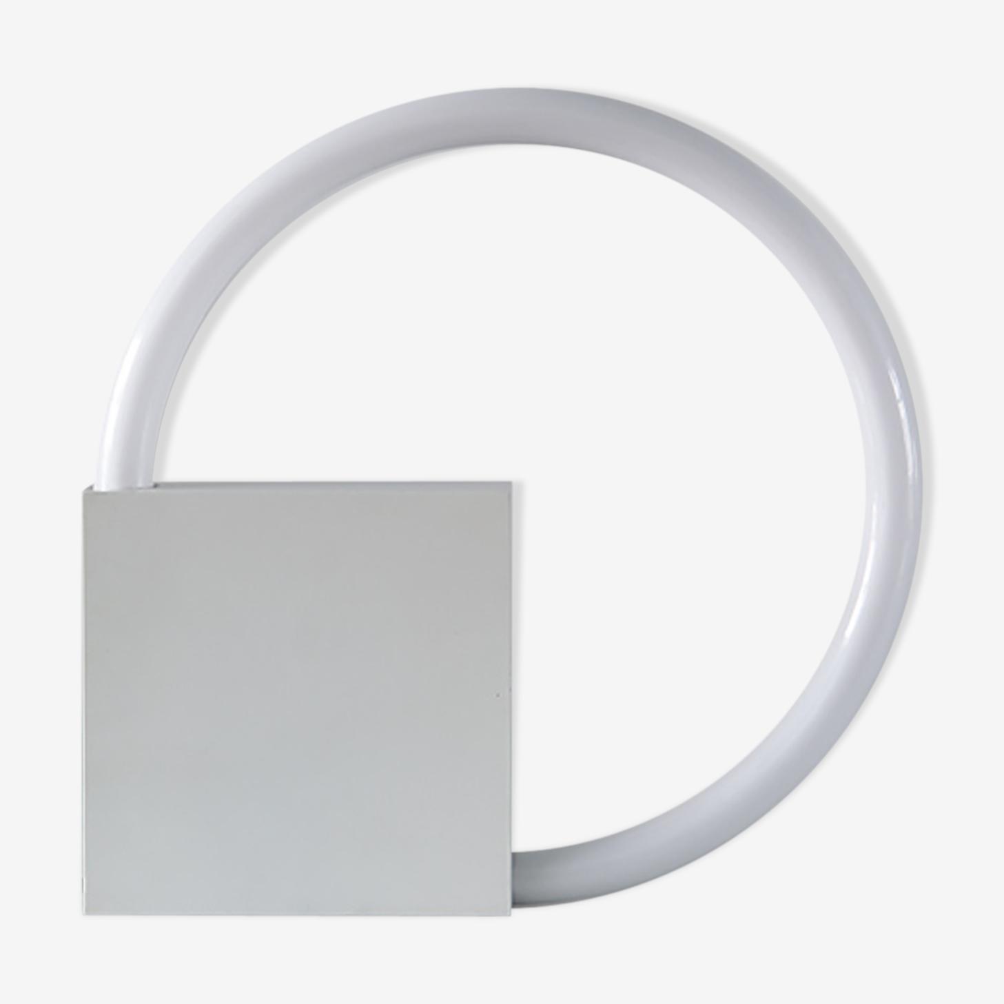 """Lamp circle """"Laar"""" Aldo van den Nieuwelaar 1968"""