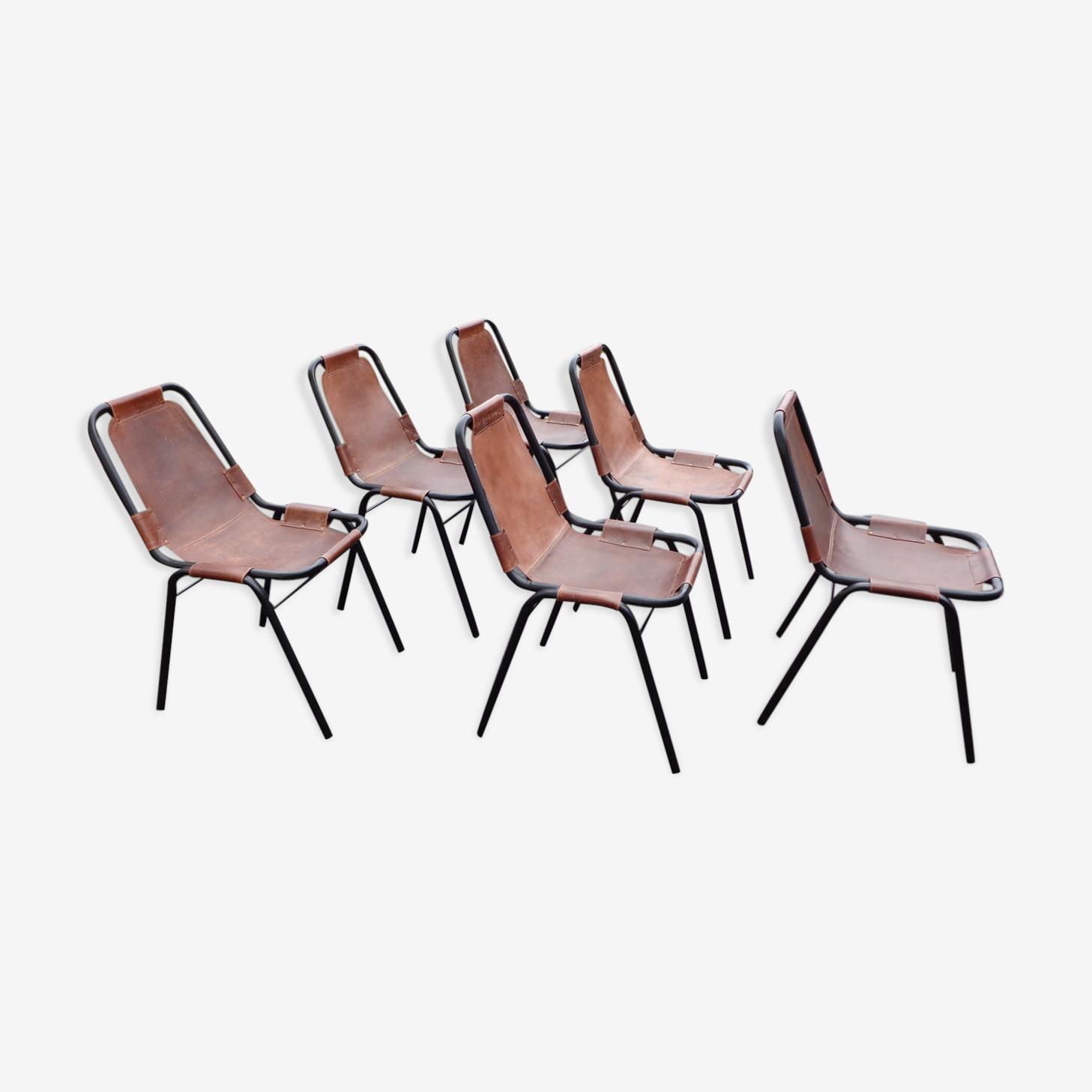 Ensemble de 6 chaises