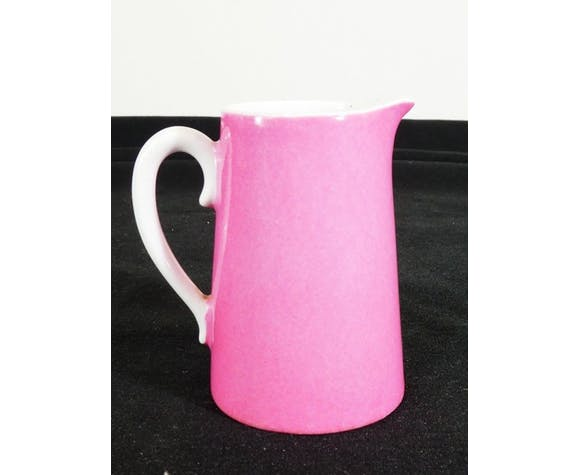 Pot à lait en porcelaine de Limoges Bernardaud