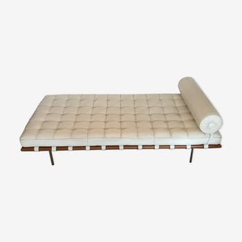 Day Bed Barcelona de Mies Van der Rohe pour Knoll International