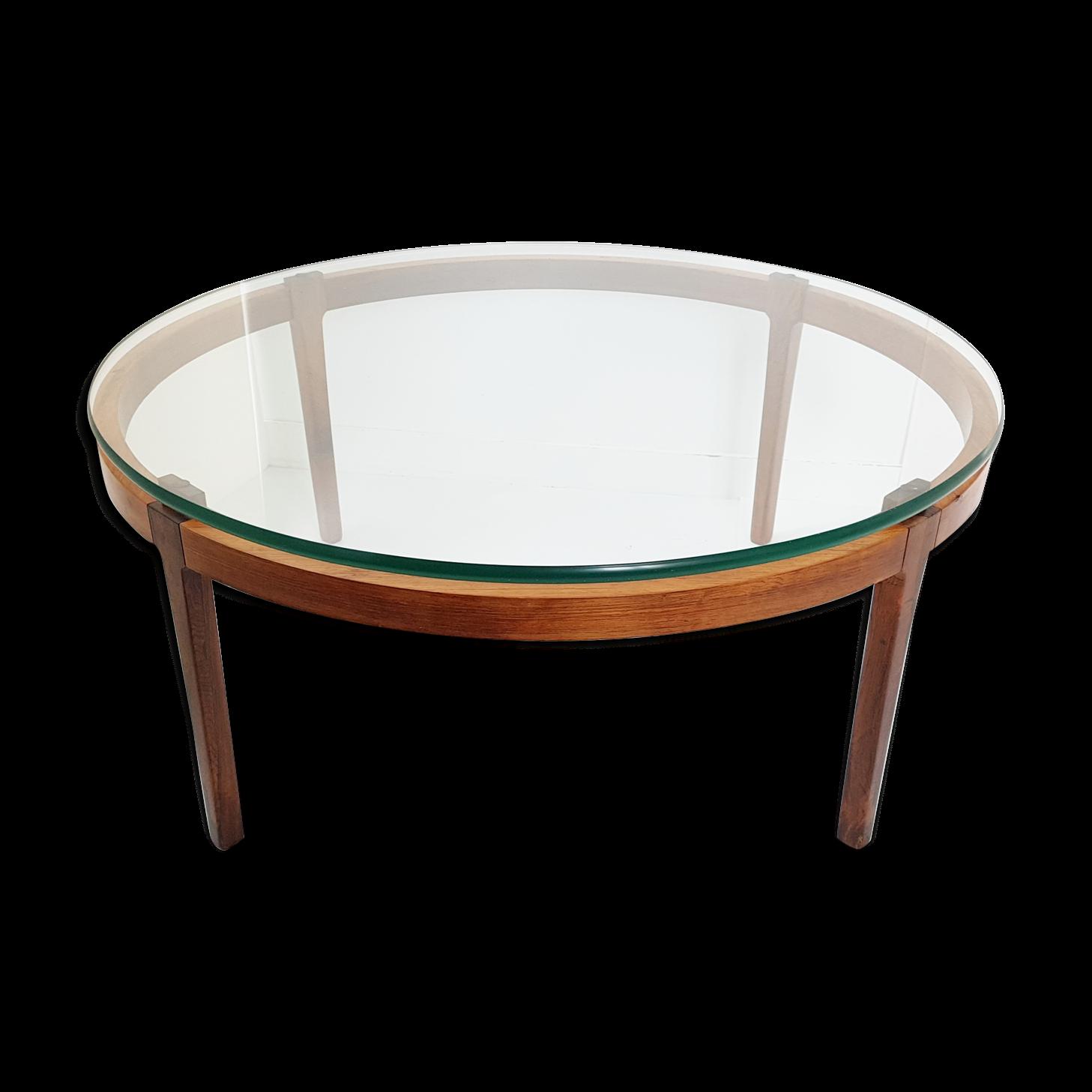 table-basse-ronde-scandinave-en-teck-palissandre-1960_original Luxe De La Redoute Table Basse Scandinave Concept