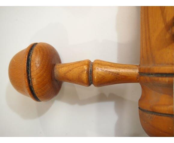 Porte manteaux faux bambou vintage