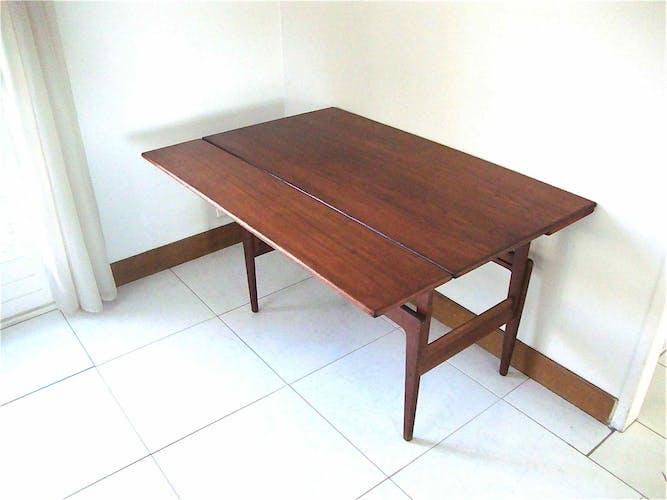 Table danoise modulable 1960