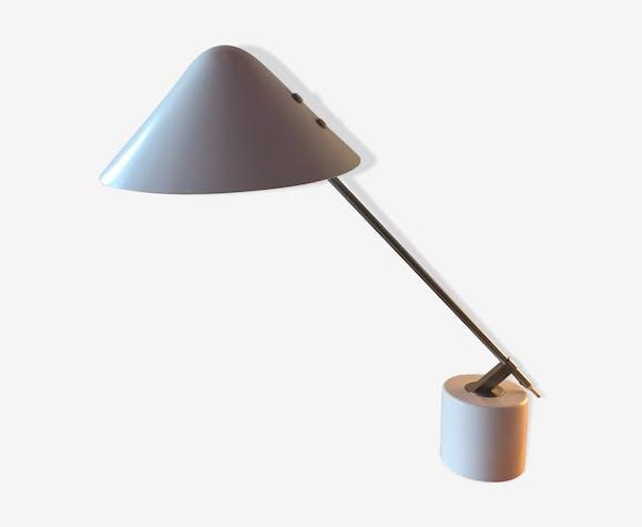 Lampe de bureau jorgen gammelgaard originale 1983 design métal